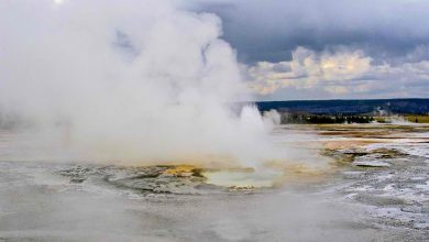 Supervolcano Yellowstone waking up On the territory recorded more than earthquakes per month