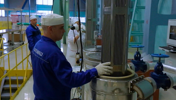 US wants to push Russia and China out of nuclear fuel market