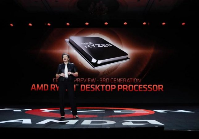 AMD pushed Intel in the market for premium computer processors