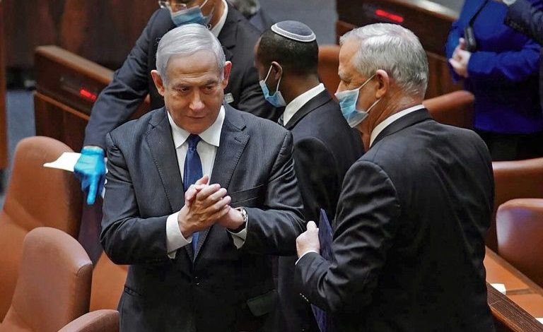 After days of crisis Israel finally has a government