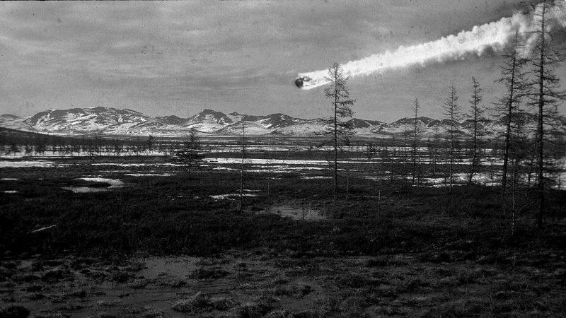 Amazing findings of scientists the Tunguska meteorite could fly back into space