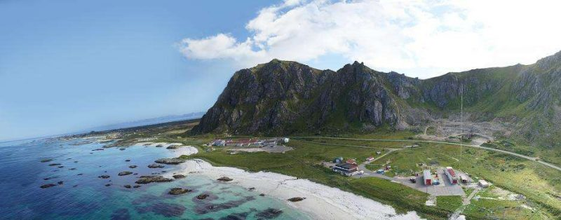 Annoya Norwegian spaceport won funding