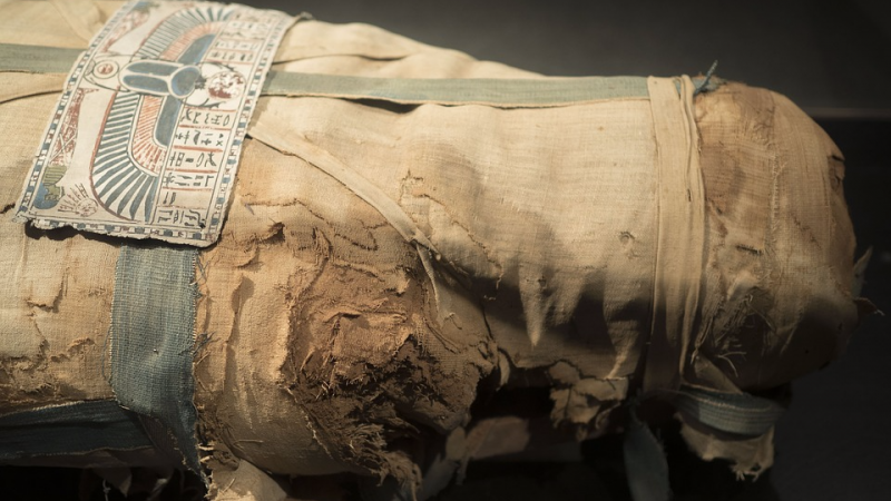 Archaeologists have found a place where the ancient Egyptians mummified the bodies of the dead