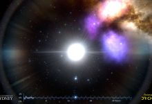 Astronomers find regular rhythms in pulsating stars