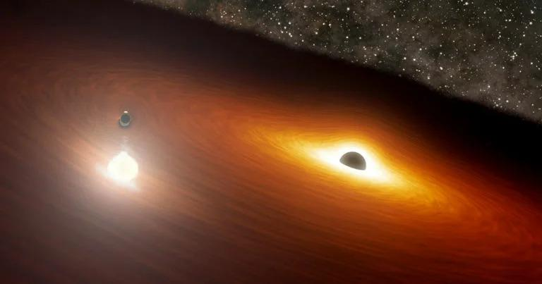 Astronomers have found a black hole closest to Earth