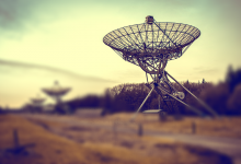Astronomers received an incredibly powerful radio signal from an object in our galaxy