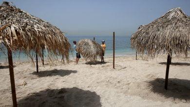 Beaches open in Greece