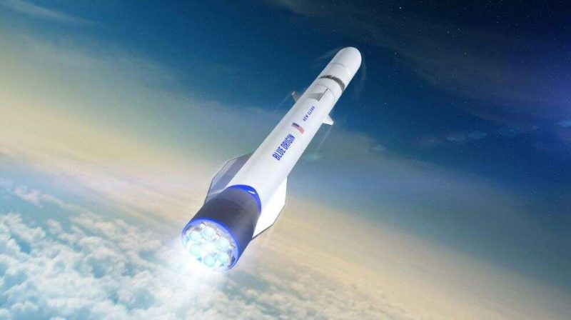 Blue Origin is preparing to enter the orbital arena