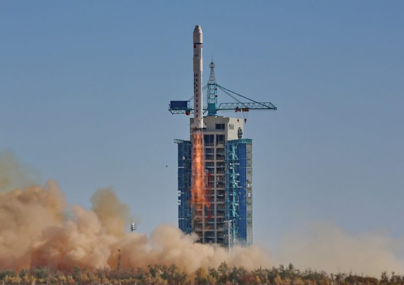 Changzheng 2D rocket