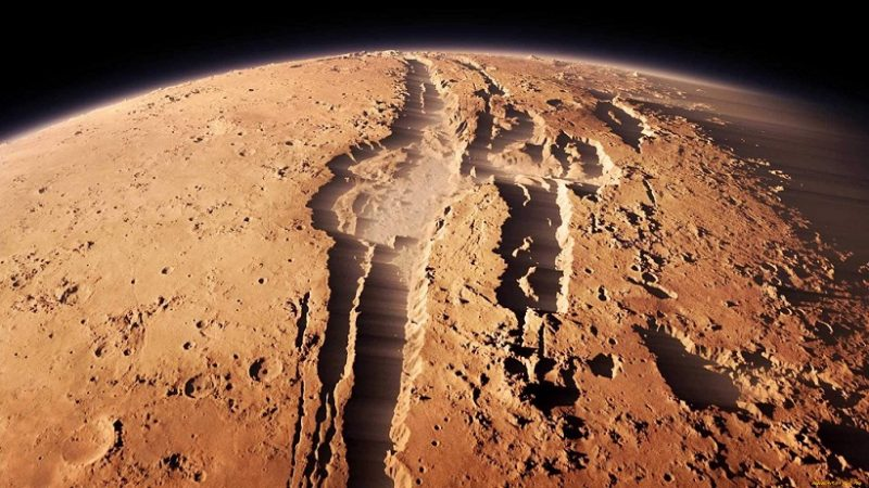China revealed plans to conquer Mars