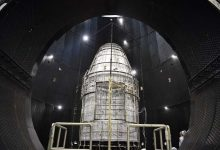 Chinas new spaceship successfully returns to Earth