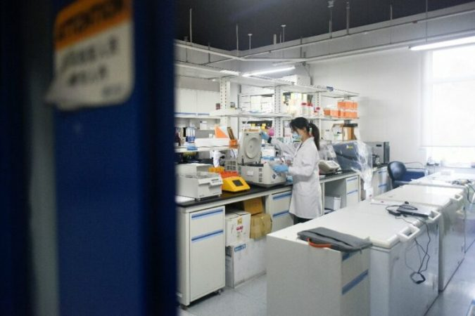 Chinese scientists talked about a potential remedy against Covid