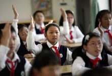 Chinese students will be equipped with a special bracelet that monitors their body temperature