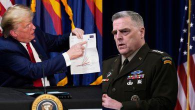 Coronavirus raises many questions at the Pentagon