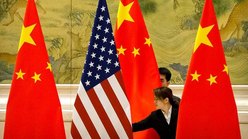 Draft US sanctions against China due to COVID submitted to Congress