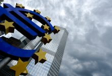 ECB survey the eurozone economy will decline by in