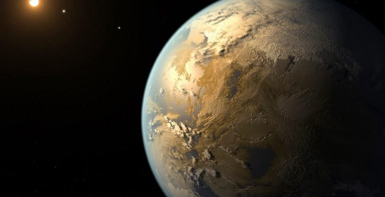Earth like planet discovered