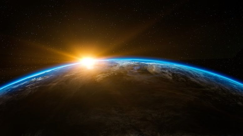 Earths Magnetic Field Weakened By Percent
