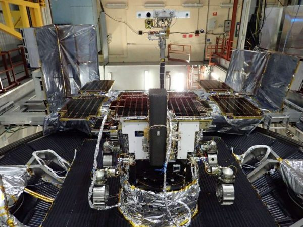 ExoMars upgrades rover and tests parachute