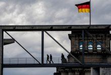 German economy will shrink by in