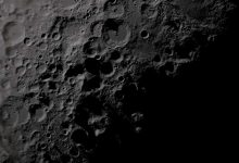 Giant meteorites have been proven to affect the surface of the moon