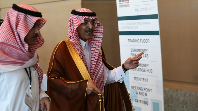Gulf countries of speculation in Western financial markets