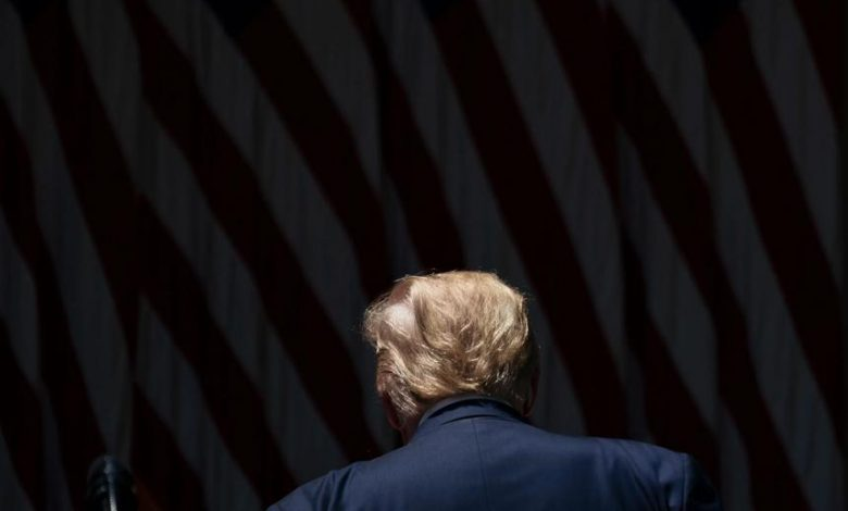 Hackers uncovered part of the incriminating evidence on Trump