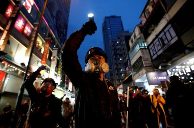 Hong Kong under tension over Beijing security bill