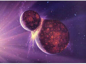 How are planets formed