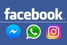 How many people use WhatsApp Facebook Instagram and Messenger