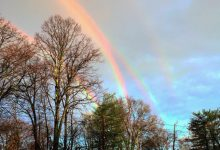 How to turn two rainbows into four