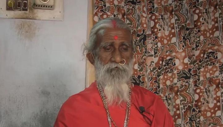 In India a yogi who has lived more than years without food and water has passed away