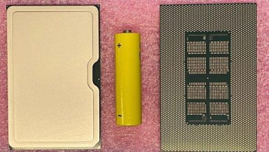 Intel Graphics revealed a mysterious big chip