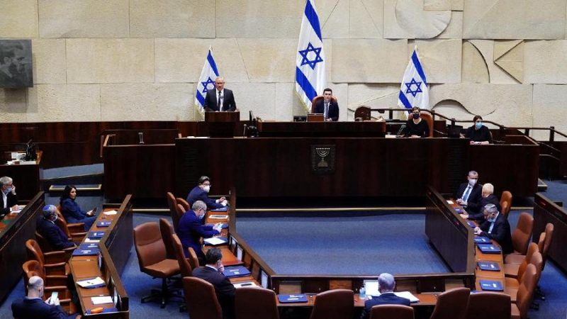 Israeli parliament approves new government