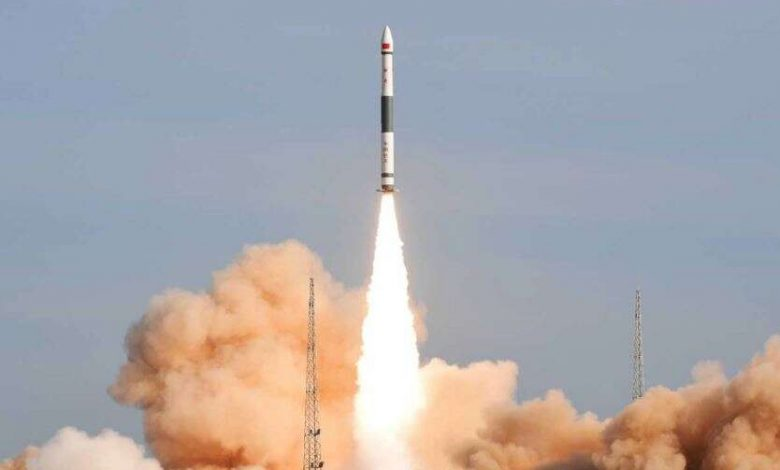 Kuhaizhou A launches two satellites one of which is named after Wuhan
