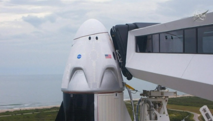 Launch of Falcon carrier delayed