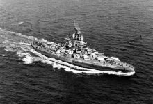 Marine archaeologists have found the battleship USS Nevada who survived two world wars