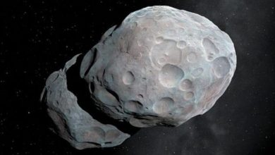 May a huge asteroid flies over the Earth