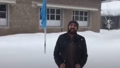May snow falls in Ayubia for the first time in years Pakistan