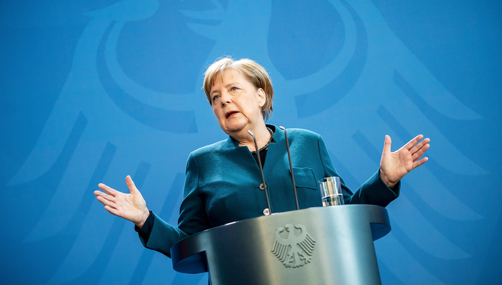 Merkel assured that vaccines will be available worldwide