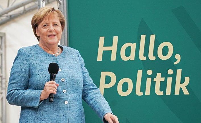 Merkel is following the path of Hillary