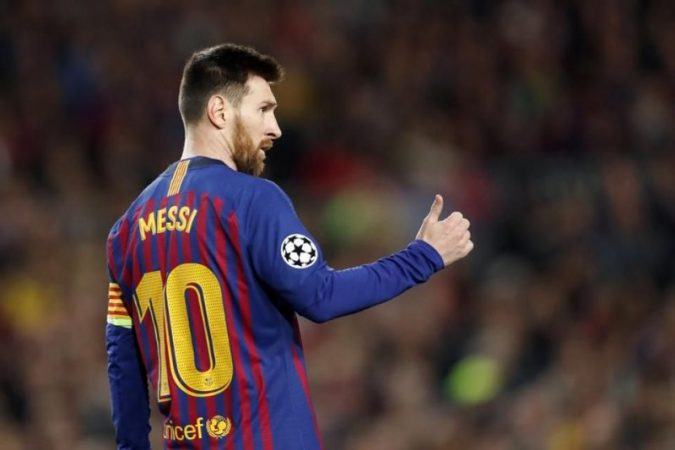 Messi highest paid athletes