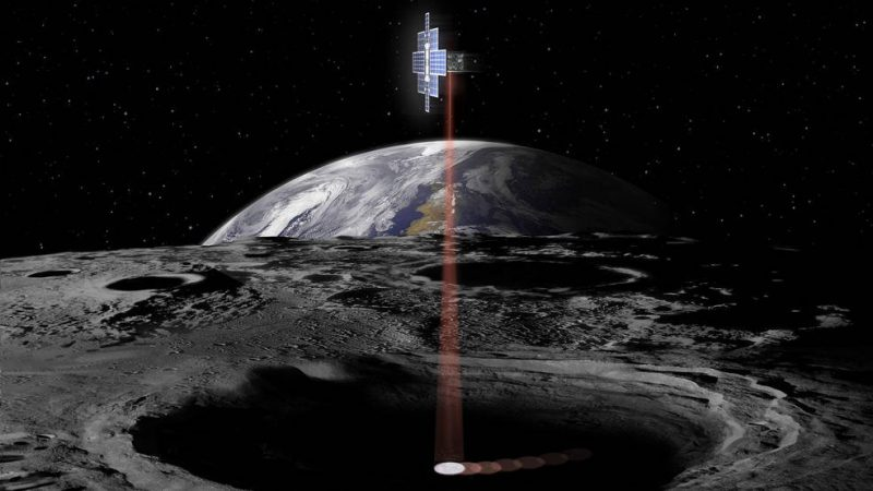 Moonlight will search for water in the ancient craters of our satellite