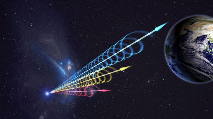 Mysterious radio flash first occurred in our galaxy