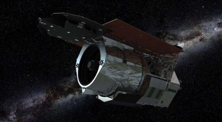 NASA renames WFIRST space telescope in honor of female astronomer