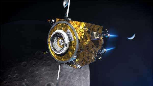 NASAs Gateway Lunar Station Element Rises Again