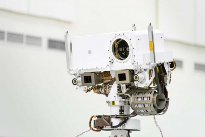 NASAs Rover Persistence will look at Mars with these eyes