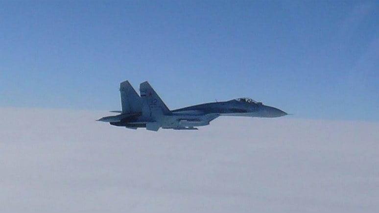 NATO aircraft climbed to intercept Russian bombers over the Black Sea