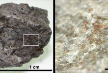 New organics discovered in famous Martian meteorite