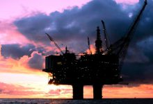 Oil showed steady growth